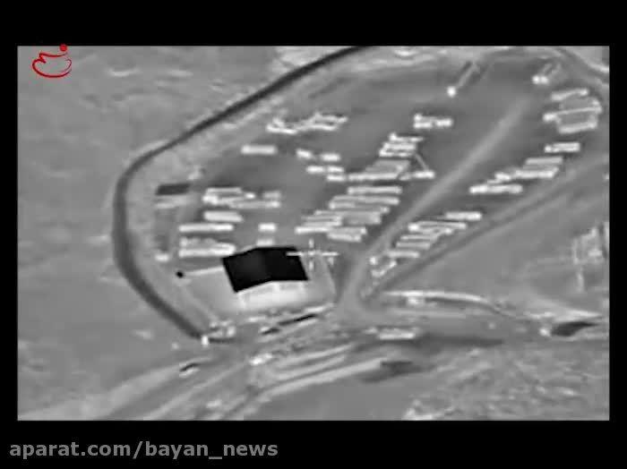 تصاویر مستند روسیه از فروش نفت سوریه به ترکیه توسط داعش