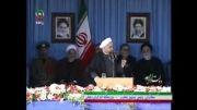 واکنش روحانی به اسیدپاشی به زنان در اصفهان