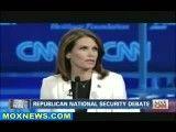 دروغ گویی نامزد اول جمهوریخواهان علیه احمدی نژاد