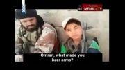 تروریست های داعشی کودک!!!!