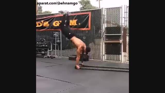 عجب قدرتی داره..!