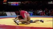کسب مدال طلای جهانی توسط نعمت پور