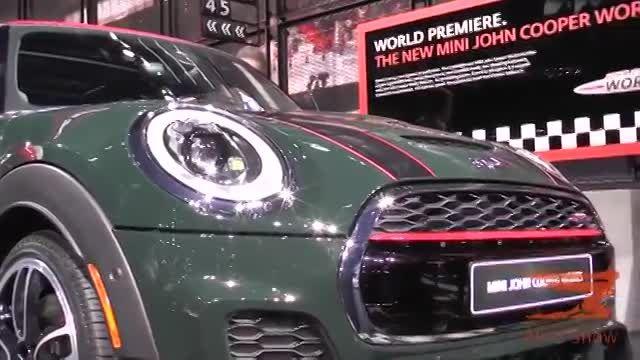 تمام خودروهای رونمایی شده در نمایشگاه دیترویت 2015