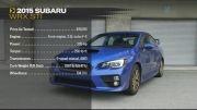 سوبارو WRX STI - انتخاب بهترین اتومبیل ۲۰۱۴