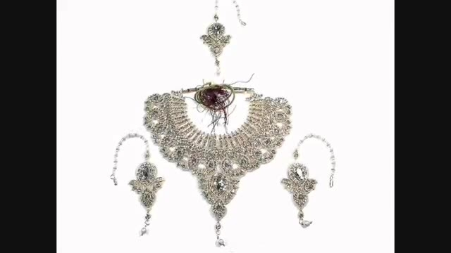 جواهرات عروس هندی