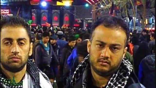 محافظ سابق دکتر احمدی نژاد - شهید مدافع حرم