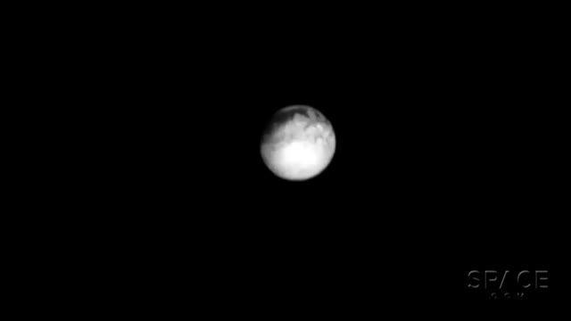 تصاویر جدید کاوشگر افق های جدید  از پلوتو و شارون