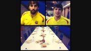 سالن غذاخوری بارسلونا