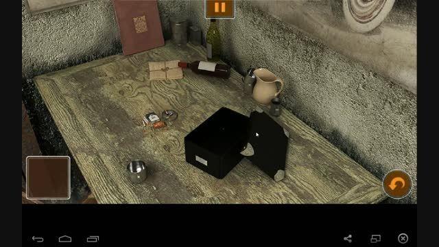 مرحله 12 فرار از اتاق 5 بازی اندروید فرار از زندان ( در اول )
