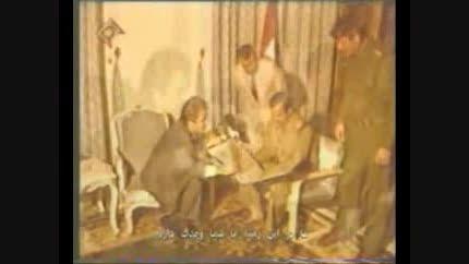مستند گرگ ها؛ همکاری اطلاعاتی منافقین با بعثی و صدام