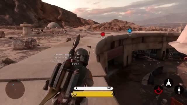تریلر تازه Star Wars Battlefront(متفاوت تر از همیشه)