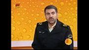 رئیس پلیس شهر تهران+علی ضیا (جالبه)