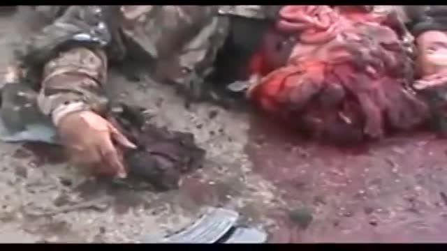 سوریه- پوکیدن سلفی بهترین عاقبت سلفی، فی سبیل شیطان