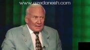 مصاحبه با باز آلدرین در مورد اولین سلفی فضایی