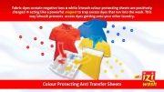 ایروپن | شتسشو لباس های رنگی بدون تاثیر روی رنگ لباس ها