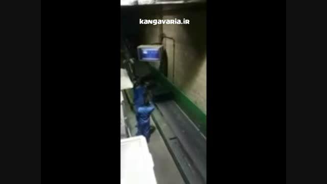 بدرفتاری کارگران فرودگاه عربستان با چمدان حجاج