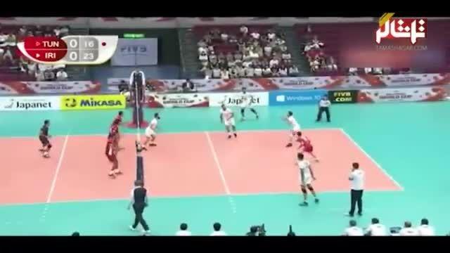 بازتاب اولین پیروزی ایران در جام جهانی والیبال ۲۰۱۵