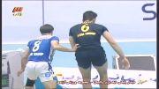 عملکرد درخشان رضا قرا در فینال لیگ برتر 93-1392