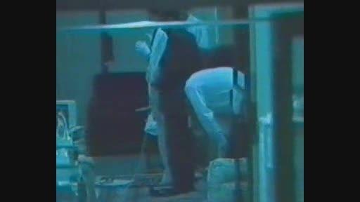 نماز امام خمینی در بیمارستان