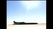 سرعت BMW در برابر جت صحرایی