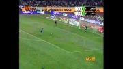 صعود سپاهان طوفان زرد آسیا به فینال جام حذفی(1392/1/10)