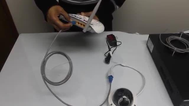 آموزش نصب دوربین تحت شبکه هایک ویژن
