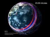 شبیه سازی چگونگی انتشار امواج مقدماتی لرزه ای زلزله 9 ریشتری ژاپن