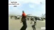 سقوط هواپیمای جنگنده. سوخوی 27
