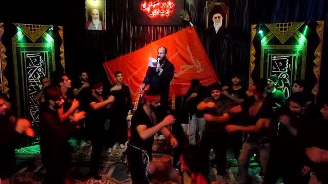 زینبه تو لگدزدن قدش خمه(واحد)-حاج سعید غلام نژاد