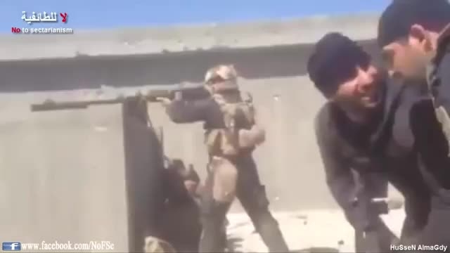 عملیات نیروهای ویژه علیه داعش در الانبار