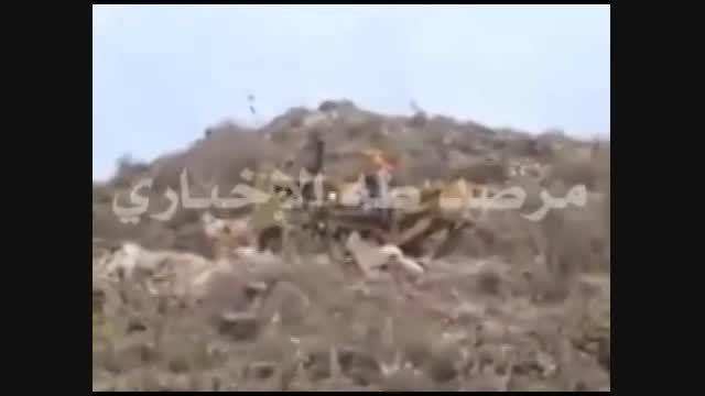 انصارلله وارد خاک عربستان شد- یمن - سوریه
