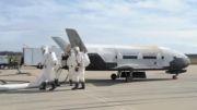 فضاپیمای آمریکایی پس از دو سال به خانه بازگشت