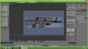 مدل 3 بعدی اسلحه خیبر