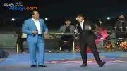 آهنگ شاد ترکی چینی و ترکی ازبکی-کنسرت مشترک ترکی