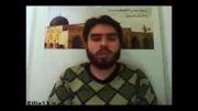 پاسخ ویدئویی یک دانشجوی ایرانی به پیام نوروزی اوباما - کیفیت پایین