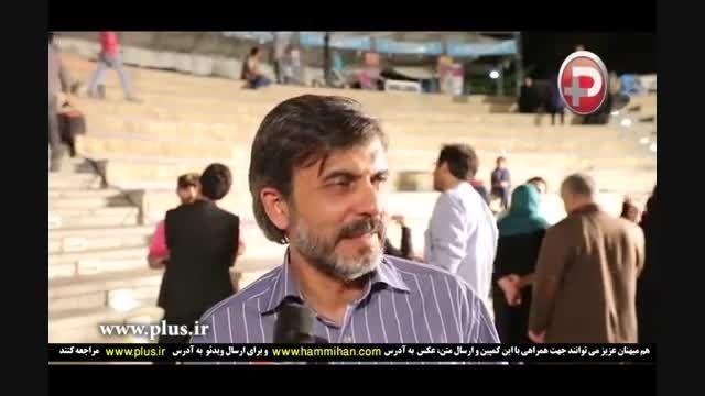 فریاد هنرمندان مذاکرات : هرگز یک ایرانی را تهدید نکنید