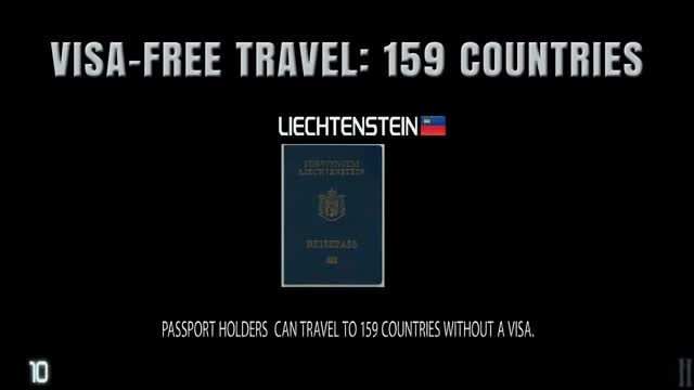 با ارزش ترین پاسپورت های جهان در سال 2014