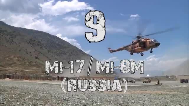 TOP 10 - سنگین ترین هلیکوپتر های جهان