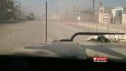 آتش سنگین نیروهای ویژه عراق بر حرومزاده های سلفی