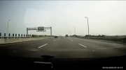 رانندگان دیوانه!!! یکی از بدترین تصادفات