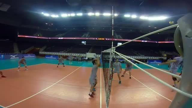 گزارش سایت المپیک از تیم ملی والیبال ایران