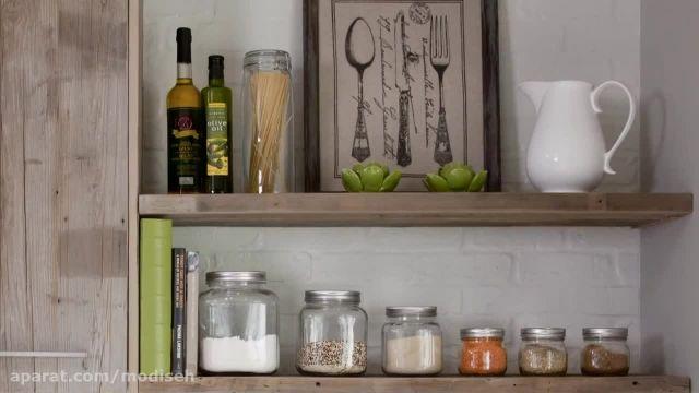 ایده های جذاب برای چیدمان آشپزخانه