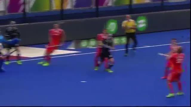 دیدار آلمان و هلند در لیگ 2015 اروپا