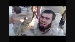 فیلم دستگیری یکی از عناصر داعش..