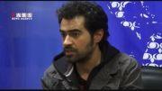 شهاب حسینی : من هم پدرم و امام حسین هم پدر بود..