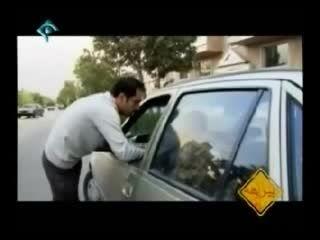 انواع جرایم زورگیری و سرقت در تهران