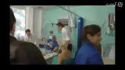 ویدیو؛ چرا نخست وزیر انگلیس از بیمارستان اخراج شد؟!