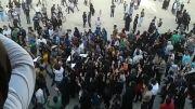 تجمع مردم اصفهان 6 شهریور در اعتراض به خشکی زاینده رود