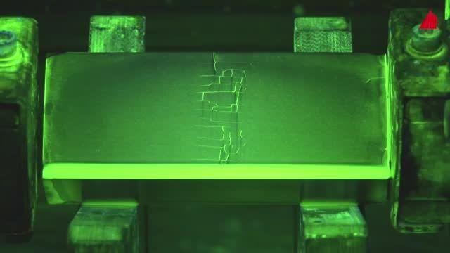 بازرسی با ذرات مغناطیسی