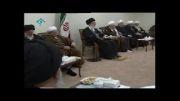 گزارش رهبری از جلسات با مسئولان اقتصادی دولت جدید